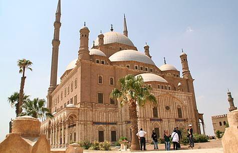 10.mesjid muhammad ali pasha kairo mesir