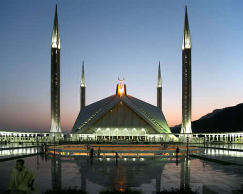 2.masjid faisal islamabad pakistan