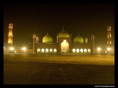 5.masjid badshashi lahore pakistan