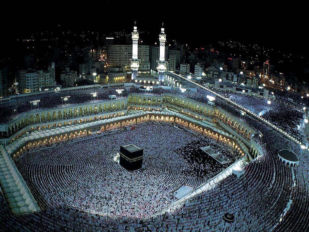 9.masjidil haram mekah arab saudi